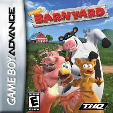 Barnyard GBA New Game Boy Advance