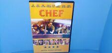 Chef (DVD, 2014) Dustin Hoffman,John Leguizamo B405/B434