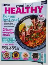 BBC GOOD FOOD HEALTHY MAGAZINE SUMMER 2019  ~ NEW ~