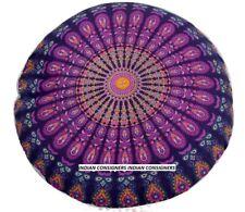Top Quality Floor Cushion Cover Unique Design Home Decor Mandala Ombre Boho
