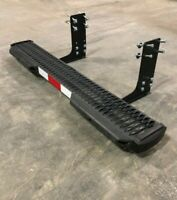 "NEW Mercedes-Benz Sprinter 2007-Present - 7"" Rear Step Kit With BUMPERS"