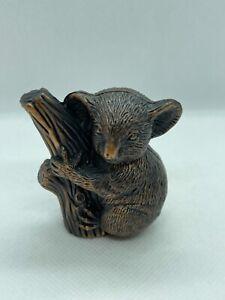 [AUSgiftSHOP] Antique finished pencil sharpener / Koala