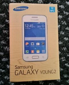 Samsung Galaxy Young 2 Android 3G GPS NFC WIFI Unlocked Touch BOX UP