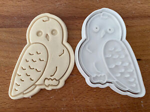 Hedwig Owl Cookie Cutter