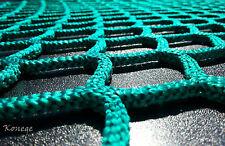 Heuraufennetz 4,0m x 4,0m MW4,5cm 5mm Kordel gewebt Heunetz auch in Sondergrößen