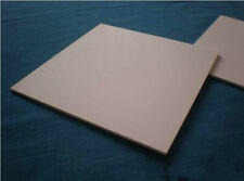1pcs Zirconium Oxide Ceramic Square Sheet Plate 150mm x 150mm x 5mm #U6S-P