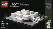 LEGO 4000010 - ARCHITECTURE - LEGO HOUSE - NUOVO - MISB - RARE