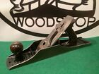 EARLY STANLEY BEDROCK 605 1/2 (1907-1909) JACK PLANE IN EXCELLENT CONDITION