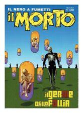 Fumetto Noir IL MORTO n.16