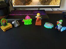 Nintendo Set Burger King Completo 6 Di 6 Da Collezione