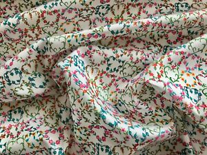 EXCLUSIVE Liberty Tana lawn Maisie bright 0.50 metre ~ limited edition