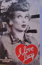 I Love Lucy New Tenants The Collector's Edition VHS New Sealed 3 Episodes