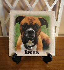 Pet Personalized Tile, Dog, Cat, Horse & more