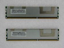 8GB (2X4GB) MEMORY 512X72 PC3-10600 1333MHZ 1.5V ECC REG DDR3 240 PIN RDIMM 2RX4