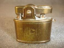 Old Vtg Collectible Brass Pacton Miniature Cigarette Lighter Japan