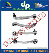 UPPER CONTROL ARM ARMS BALL JOINT JOINTS for AUDI A6 A8 QUATTRO VW PHAETON SET 4