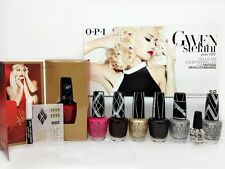 OPI -GWEN STEFANI Spring 2014 - Full Collection G26-G31 + Signature Shade DD-G04