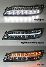 Porsche 911 997 LED Turn Signal Daytime Running Lights  NEW !!!