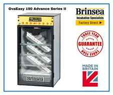 BRINSEA FACTORY DIRECT - OvaEasy 190 Advance Series II 192* egg incubator