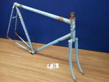 VINTAGE 57cm BERTIN FRENCH STEEL TRACK FRAME FRENCH BB NICE LUGS           (F8)#
