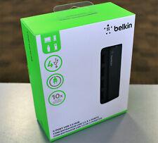 New BELKIN SuperSpeed USB 3.0 Hub 4-Port External F4U058TT F4U058