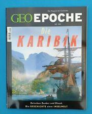 Geo Epoche Nr.104 Die Karibik  ungelesen 1A abs. TOP
