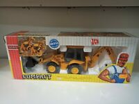 JOAL JCB 217S BACKHOE LOADER JCB DIECAST JCB RARE MODEL JCB COLLECTORS MODEL