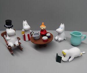 lot! Moomin put character Moomin min figure new no box loose