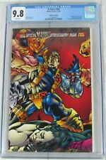 X-Force: Collector's Edition #50 CGC 9.8 1996 WP Marvel Comics 3738098012
