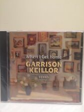 When I Get Home: Garrison Keillor Guy's All Star Shoe Band Audiobook NEW SEALED