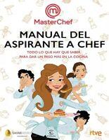 Aspirante A Chef Masterchef Recetas Cocina Gastronomia (Libro Digital)