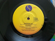 MADONNA/BURNING UP-PHYSICAL ATTRACTION.7'' SINGLE