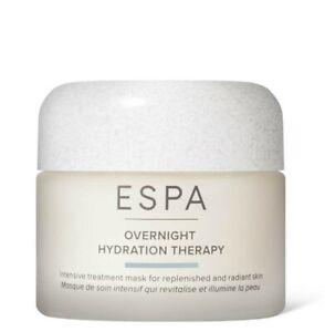 ESPA Overnight Hydration Therapy Moisturiser Mask Full Size New! RRP $100