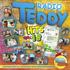 RADIO TEDDY HITS VOL.18   CD NEUF