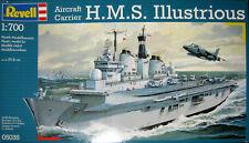 GB Flugzeugträger ILLUSTRIOUS, Revell, Bausatz, 1:700