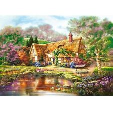 PUZZLE 3000, TWILIGHT AT WOODGREEN POND, CASTORLAND 300365