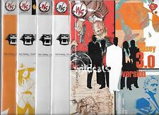 WILDCATS VERSION 3.0 LOT OF 5 - #1 BOTH COVERS #2 #3 #4 (NM-) IMAGE COMICS