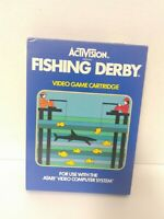 Fishing Derby (Atari 2600, 1980) By Activision (BOX ONLY) Fast Shipping!