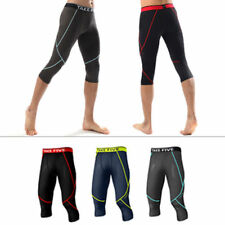 Take Five Mens Skin Tight Compression Base Layer Running Pants Leggings NP520