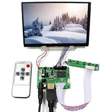 """HDMI LCD Controller Board With 7"""" N070ICG-LD1 1280x800 IPS LCD Screen"""