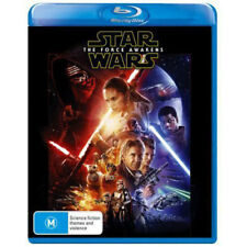 Star Wars: The Force Awakens NEW Blu-Ray