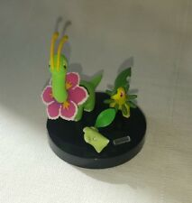 Pokemon Zukan Figures Figure °°° Endivie   Lorblatt   Meganie 1/40 Figur  °°°