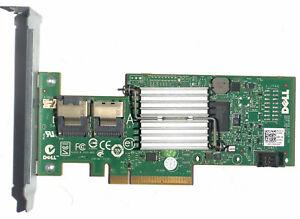 Dell 47MCV PERC H200 6GB/s huit ports SAS/SATA PCI-e RAID Controller