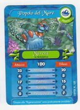 figurina - CARD GORMITI - ATOMIC MURENA