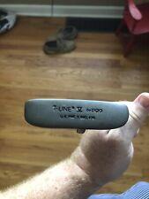 """T-Line V by PGA Flange Putter US Pat Steel Shaft Golf Pride Grip 35"""" Brass"""