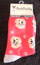 Golden Retriever Dog Breed Lightweight Stretch Cotton Adult Socks
