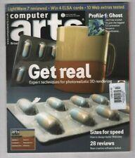 Computer Arts Uk Mag Photoshop Lightwave 7 Winter 2001 012420nonr
