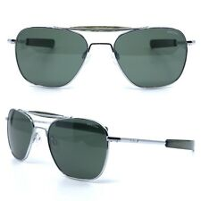 OCCHIALI RANDOLPH ENGINEERING AVIATOR II AT53614 BRIGHT CHROME 55MM SUNGLASSES