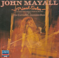 CD, John Mayall & The Bluesbrakers, Primal Solos, Eric Clapton, Mick Taylor