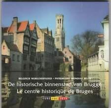 Belgie 2010 : FDC set - Belgisch Werelderfgoed Binnenstad van Brugge